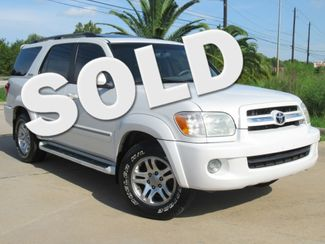 2006 Toyota Sequoia Limited | Houston, TX | American Auto Centers in Houston TX