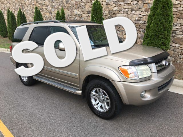 2006 Toyota Sequoia SR5 Knoxville, Tennessee