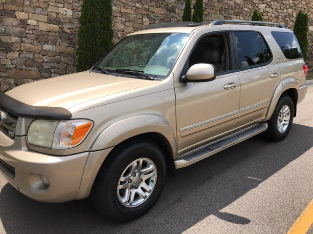 2006 Toyota Sequoia SR5 Knoxville, Tennessee 2
