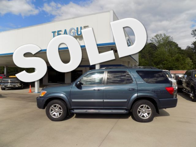 2006 Toyota Sequoia Limited in Sheridan, Arkansas 72150