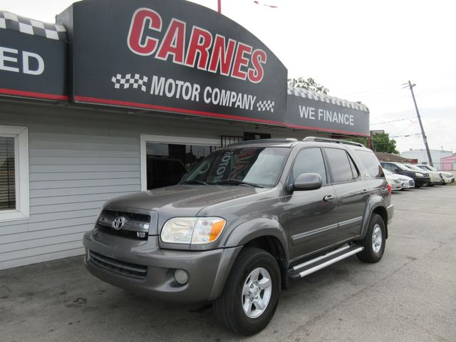 2006 Toyota Sequoia, PRICE SHOWN IS THE DOWN PAYMENT south houston, TX 0