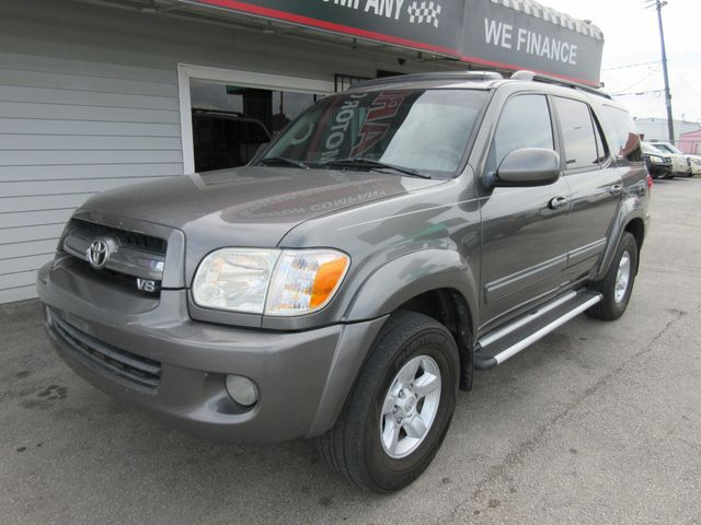 2006 Toyota Sequoia, PRICE SHOWN IS THE DOWN PAYMENT south houston, TX 1