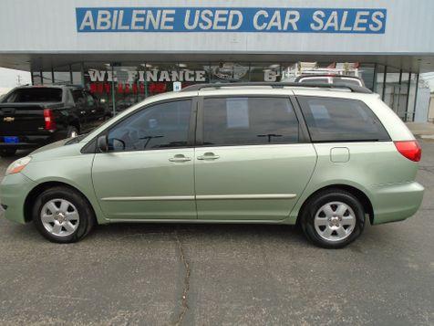 2006 Toyota Sienna CE in Abilene, TX