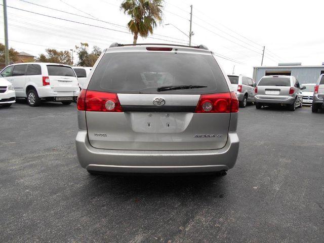 2006 Toyota Sienna Ce Wheelchair Van Pinellas Park, Florida 6