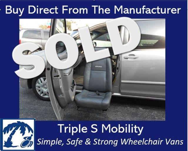 2006 Toyota Sienna Ce Wheelchair Van Pinellas Park, Florida