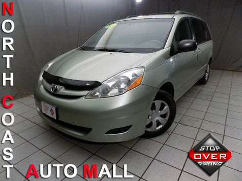 2006 Toyota Sienna LE in Cleveland, Ohio