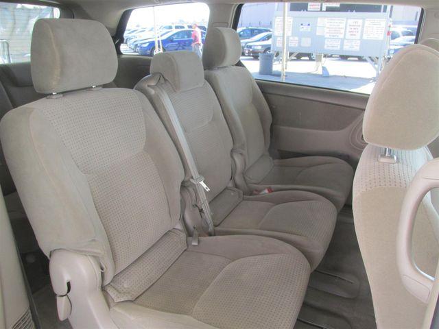2006 Toyota Sienna LE Gardena, California 12