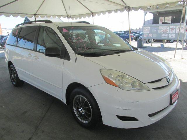 2006 Toyota Sienna LE Gardena, California 3