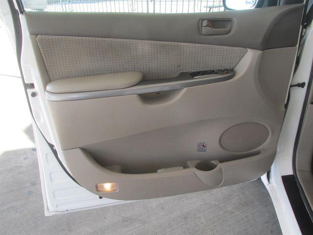 2006 Toyota Sienna LE Gardena, California 9