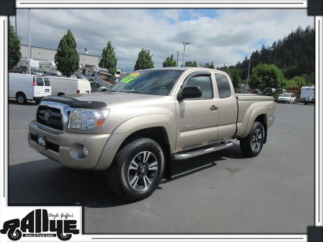 2006 Toyota Tacoma SR5 Ex/Cab 4WD in Burlington WA, 98233