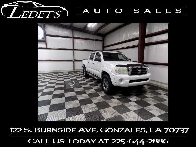2006 Toyota Tacoma PreRunner - Ledet's Auto Sales Gonzales_state_zip in Gonzales Louisiana