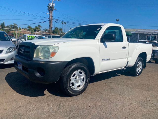 2006 Toyota Tacoma Regular Cab W/ ONLY 72,000 MILES - 1 OWNER, CLEAN TITLE, NO ACCIDENTS in San Diego, CA 92110