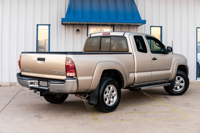 2006 Toyota Tacoma PRERUNNER AUTO TRANS ONE OWNER WELL MAINTAINED!!!  in Rowlett, Texas