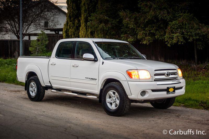 2006 Toyota Tundra 4x4 SR5   Concord, CA   Carbuffs in Concord, CA