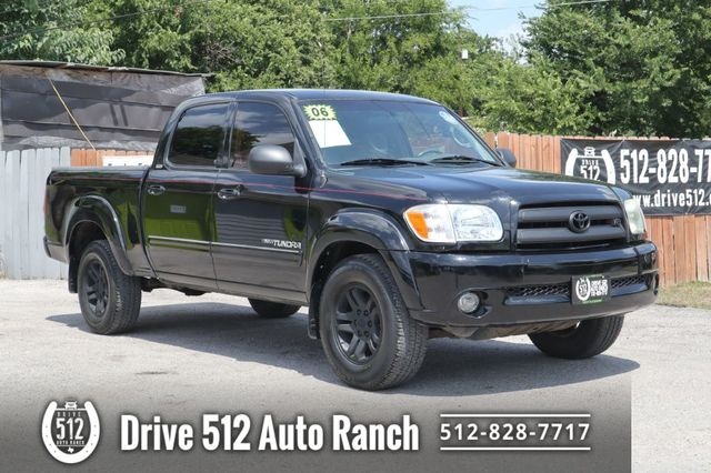 2006 Toyota TUNDRA DOUBLE CAB SR5 in Austin, TX 78745