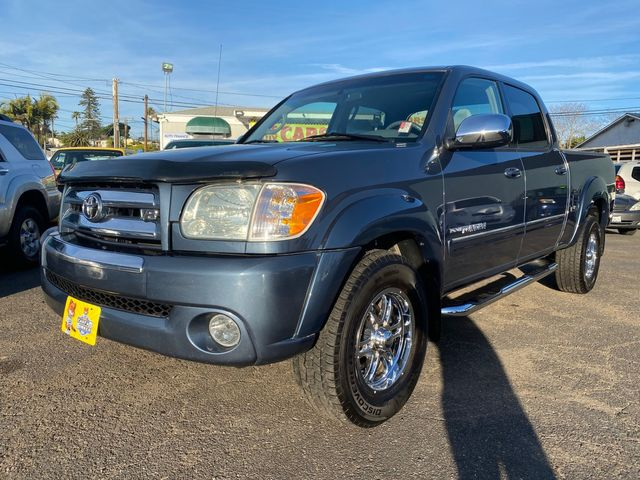 2006 Toyota Tundra SR5 4D Double Cab W/ MOONROOF