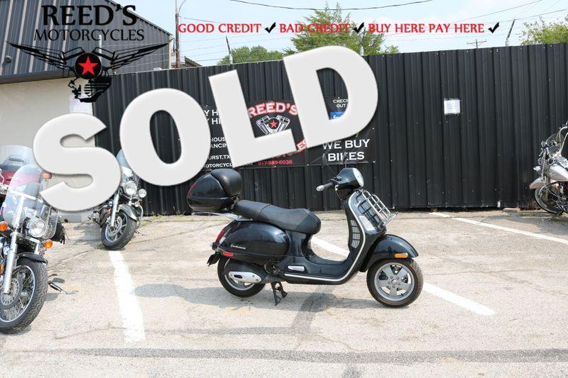 2006 Vespa Grand Turismo  | Hurst, Texas | Reed's Motorcycles in Hurst Texas