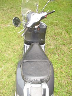 2006 Vespa Granturismo 200 CC  city Florida  RV World of Hudson Inc  in Hudson, Florida