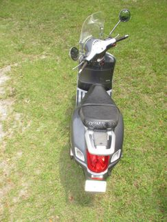 2006 Vespa Granturismo 200 CC  city Florida  RV World of Hudson Inc  in Hudson, Florida