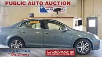 2006 Volkswagen Jetta 2.5L   JOPPA, MD   Auto Auction of Baltimore  in Joppa MD
