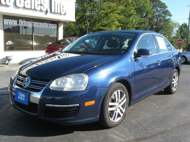 2006 Volkswagen Jetta 2.5L Richmond, Virginia 1