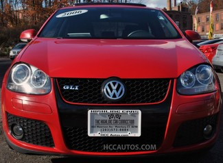 2006 Volkswagen Jetta Sedan GLI 6Spd Manual 4dr GLI 2.0L Turbo Manual Waterbury, Connecticut 8