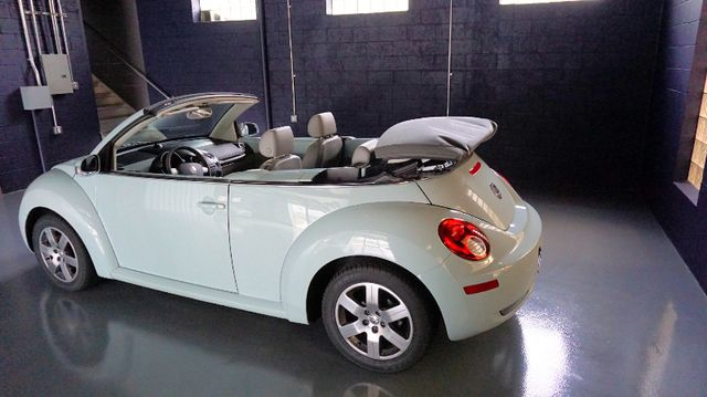 2006 Volkswagen New Beetle Bridgeville, Pennsylvania 8