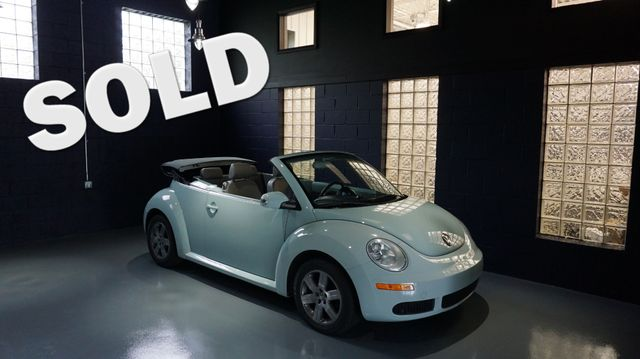 2006 Volkswagen New Beetle Bridgeville, Pennsylvania