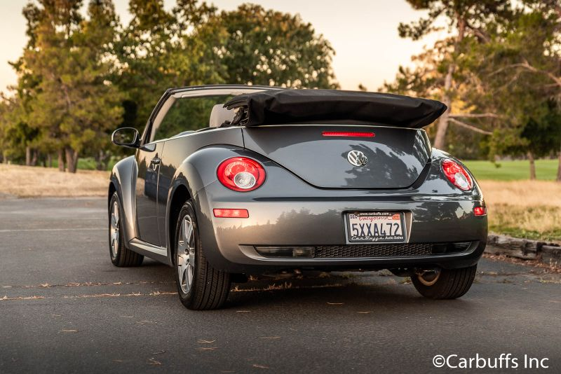 2006 Volkswagen New Beetle  | Concord, CA | Carbuffs in Concord, CA