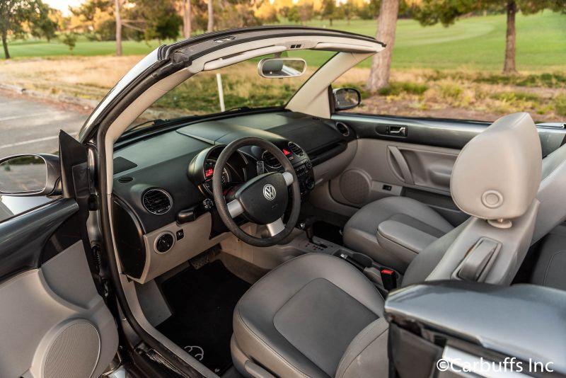 2006 Volkswagen New Beetle    Concord, CA   Carbuffs in Concord, CA