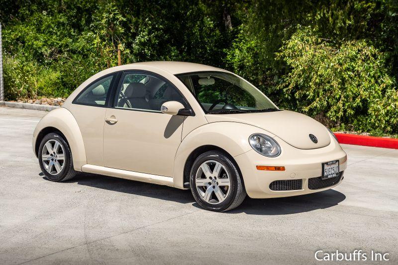 2006 Volkswagen New Beetle  | Concord, CA | Carbuffs in Concord, CA