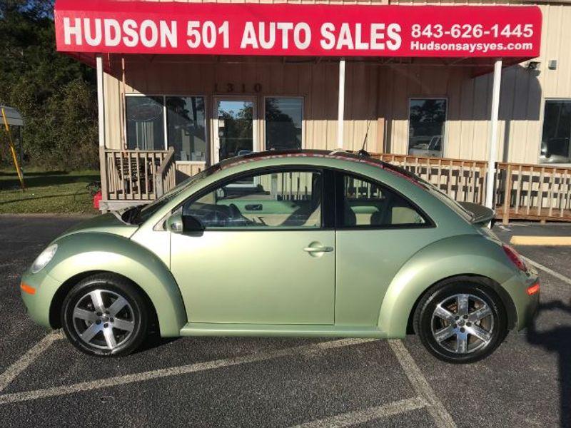 2006 Volkswagen New Beetle 2.5L | Myrtle Beach, South Carolina | Hudson Auto Sales in Myrtle Beach South Carolina