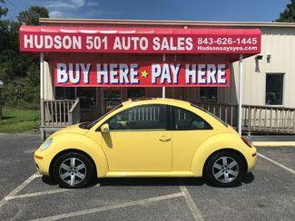 2006 Volkswagen New Beetle in Myrtle Beach South Carolina