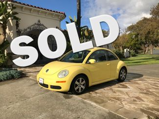 2006 Volkswagen New Beetle in San Diego CA