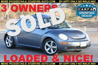 2006 Volkswagen New Beetle Santa Clarita, CA