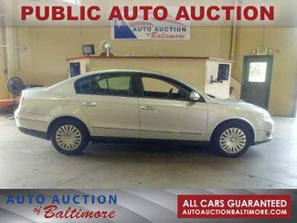 2006 Volkswagen Passat Value Edition   JOPPA, MD   Auto Auction of Baltimore  in Joppa MD