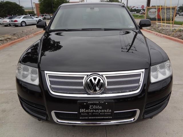 2006 Volkswagen Touareg 5.0L V10 Austin , Texas 8
