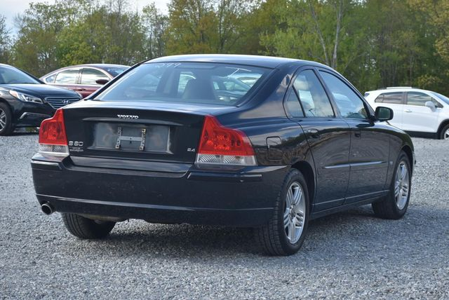 2006 Volvo S60 2.5L Turbo Naugatuck, Connecticut 6