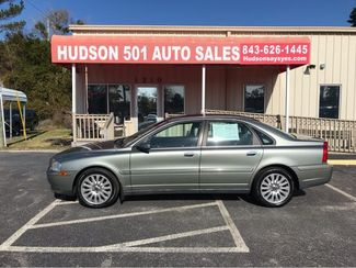 2006 Volvo S80 2.5T | Myrtle Beach, South Carolina | Hudson Auto Sales in Myrtle Beach South Carolina