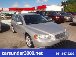 2006 Volvo V70 2.4L Lake Worth , Florida 1