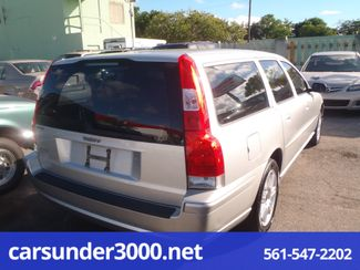2006 Volvo V70 2.4L Lake Worth , Florida 2