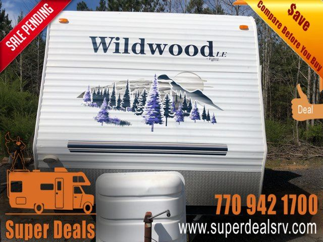 2006 Forest River Wildwood 30BHBSLE
