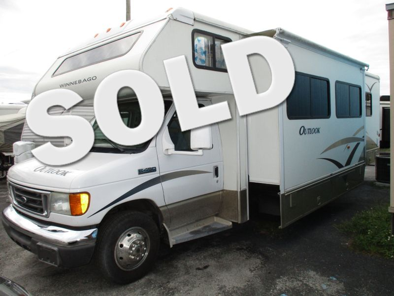 Used 2006 Winnebago Outlook 331C