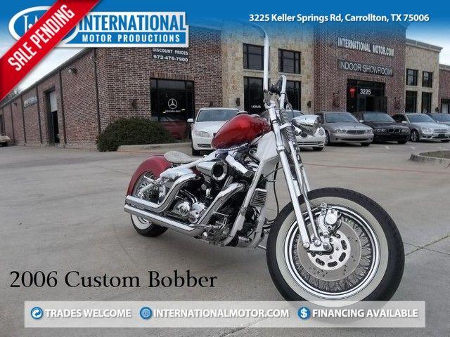 2006 Yamaha Roadstar 1700 Custom Bobber