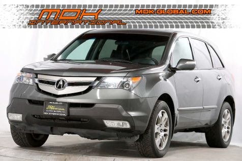 2007 Acura MDX Tech Pkg - NAvigation - Bluetooth in Los Angeles