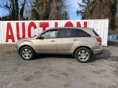 2007 Acura MDX Tech/Entertainment Pkg in Harwood, MD