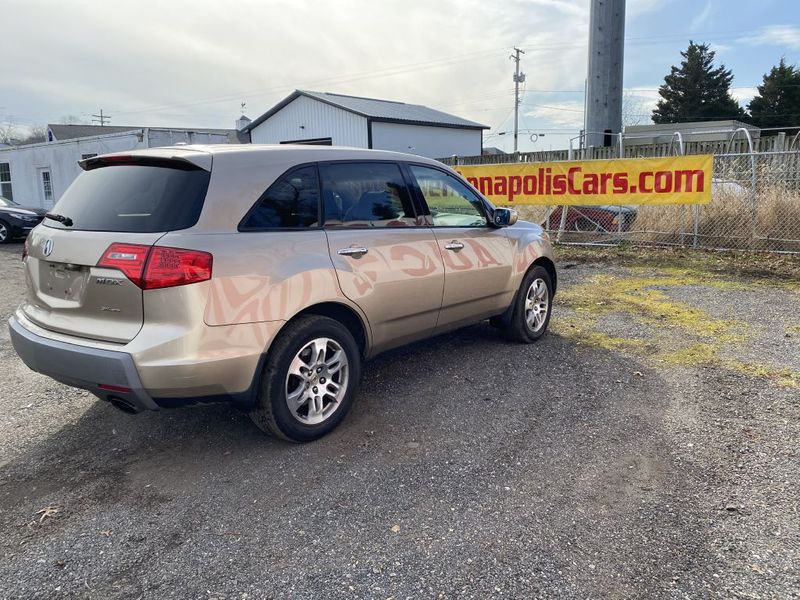 2007 Acura MDX TechEntertainment Pkg  city MD  South County Public Auto Auction  in Harwood, MD
