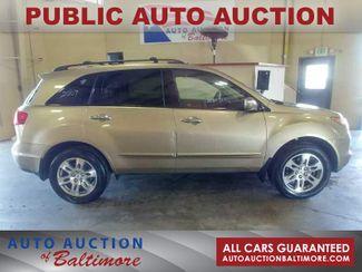 2007 Acura MDX Tech/Entertainment Pkg | JOPPA, MD | Auto Auction of Baltimore  in Joppa MD