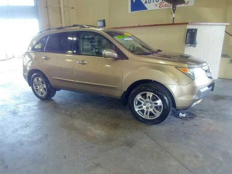 2007 Acura MDX Tech/Entertainment Pkg | JOPPA, MD | Auto Auction of Baltimore  in JOPPA, MD