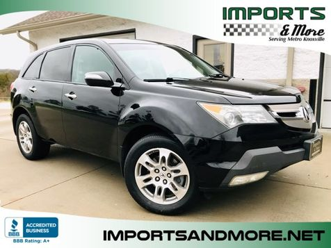 2007 Acura MDX Technology in Lenoir City, TN